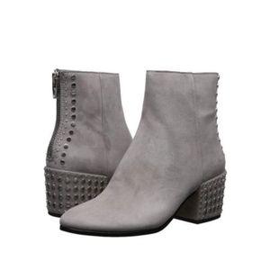 Dolce Vita Mazey Women's Suede Studded Block Heel
